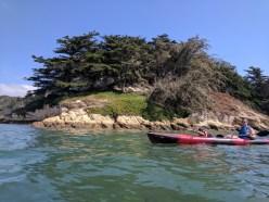 Taylor Family Kayaking at Morro Bay State Park 3