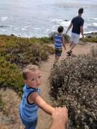 Taylor Family at Fiscalini Ranch Preserve Cambria California 3