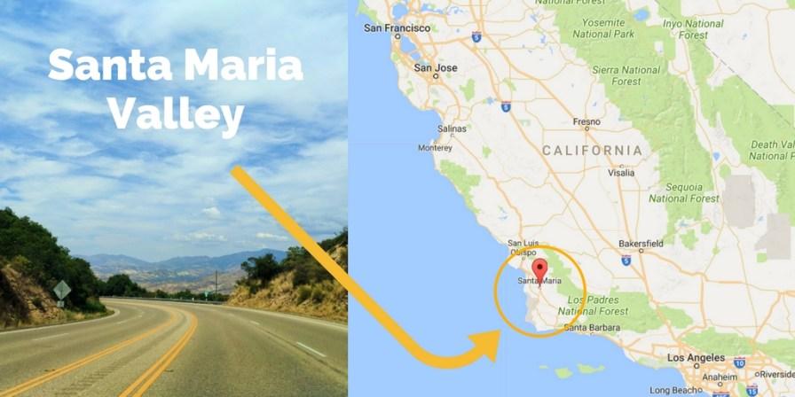 Map of Santa Maria Valley 1