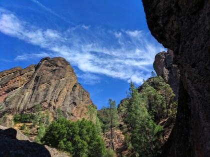 Craggy Peaks in Pinnacles National Park 6