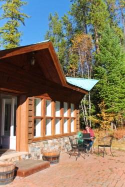 Taylor Family at Glacier Guides Guest House West Glacier 4