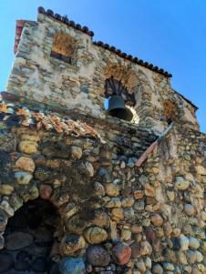 Belltower at Mission San Miguel Archangel 2