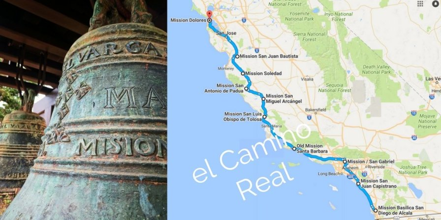 Traveling in California will take you to countless historical sites, including the California missions. Here are 5 California Missions you'll see when driving El Camino Real from San Diego to San Francisco is non-stop beauty and history. 2traveldads.com