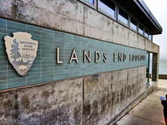 Lands End Lookout Visitors Center Sutro Baths GGNRA San Francisco 1