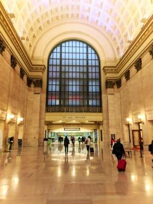 Inside Union Station Chicago 3
