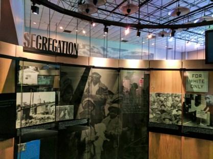 Exhibits at Martin Luther King Jr National Historic Site Atlanta 2