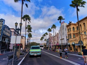 Hollywood Blvd Universal Studios Florida Orlando 3