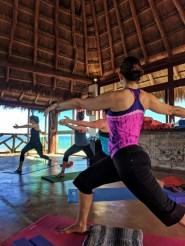 Participants at Isla Holbox Yoga Retreat 6