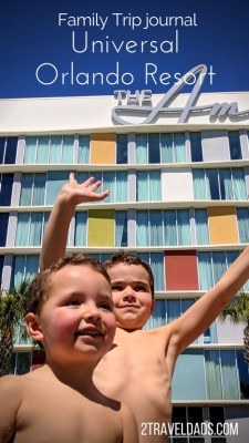 Family Universal Orlando Resort Spring Break travel journal. Tips and pics of a full family experience at the Universal Orlando Resort. Universal Studios Florida, Islands of Adventure, Cabana Bay Resort and Volcano Bay water park. 2traveldads.com
