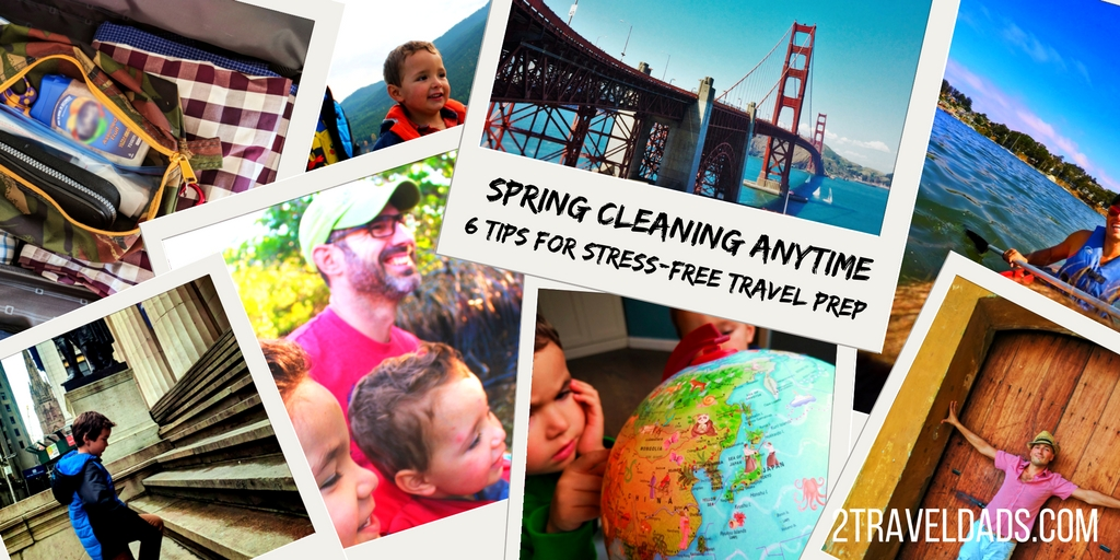 Exceptional Stress Free Travel Prep Is Easy With These 6 Simple Steps. From Spring  Cleaning Out Design Ideas