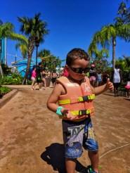 Taylor Family at Universal Volcano Bay Water Theme Park Orlando 10