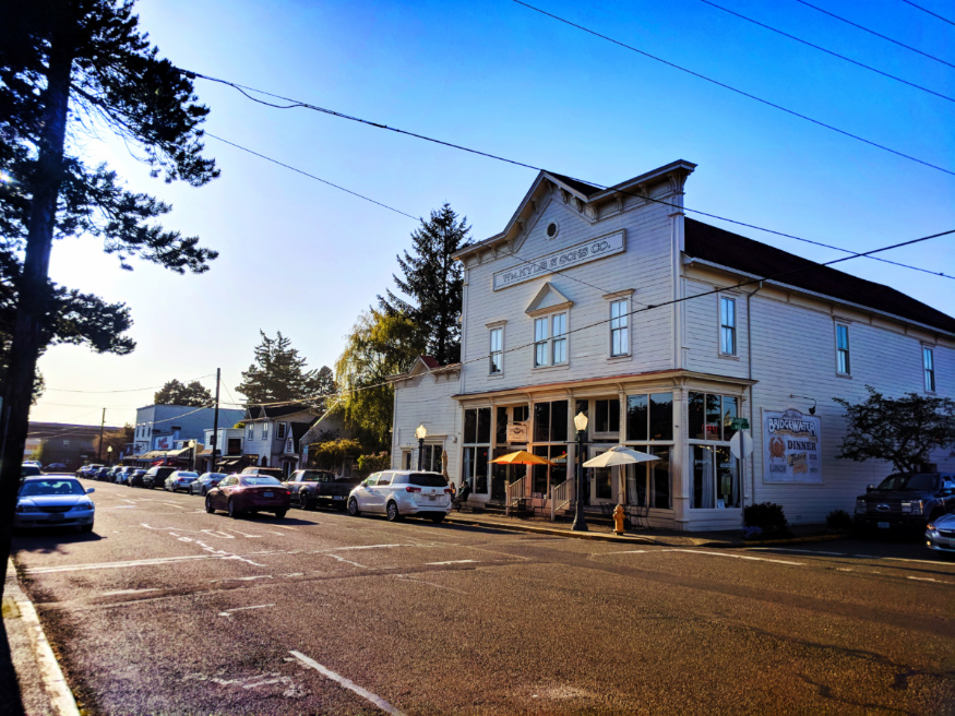 Cute Shops in Old Town Florence Oregon Coast 2