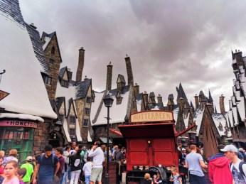 Wizarding World of Harry Potter Hogsmeade Islands of Adventure Universal Orlando 1