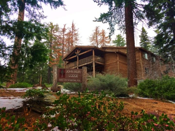 John Muir Lodge in Kings Canyon National Park California 1
