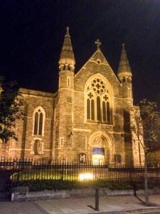 Church of the Holy Family on Aughrim Street in Dublin