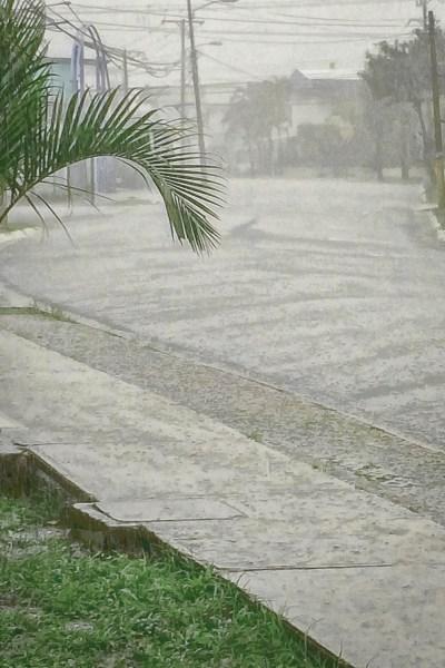 It's Raining in Costa Rica
