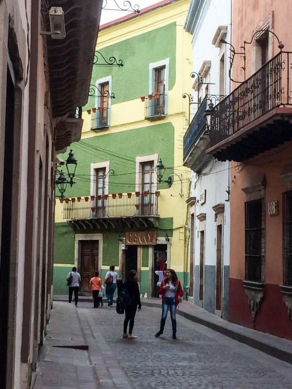 The Colorful Streets of Guanajuato