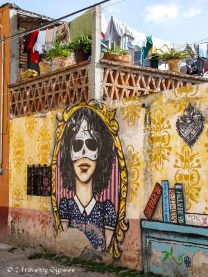 San Miguel de Allende Street Art