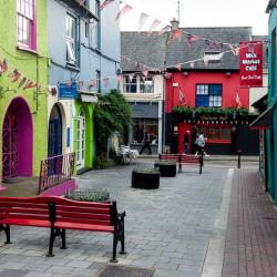 Colorful and charming Kinsale