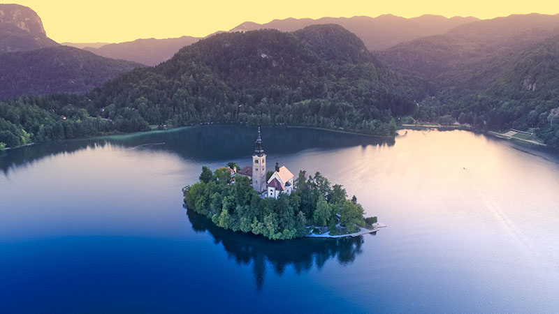 Travel Plans Slovenia