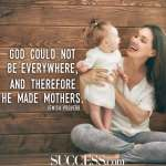 15 Loving Quotes About The Joys Of Motherhood Success