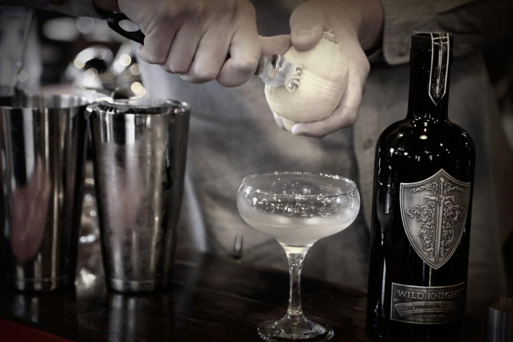 Wild Knight vodka launch (3)