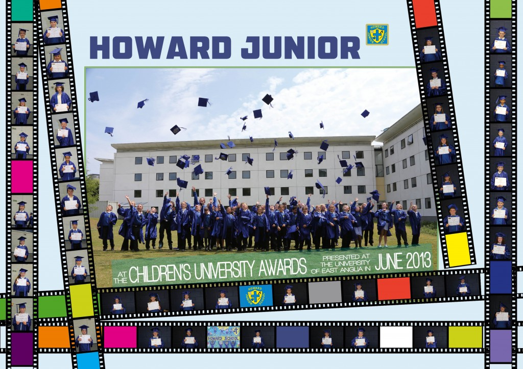 Howard Junior CU 2013