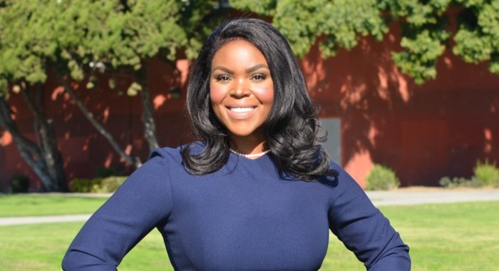 Mayor Aja Brown officially launches her campaign for re-relection to a second term to lead the City of Compton, Sat., Feb. 11, 2017. (photo: Compton Herald)