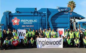 Republic Services in Inglewood, CA