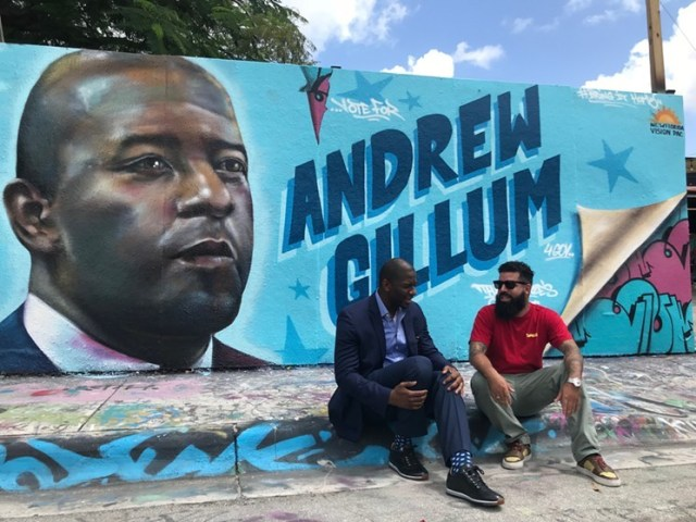Florida Governor Candidate Andrew Gillum