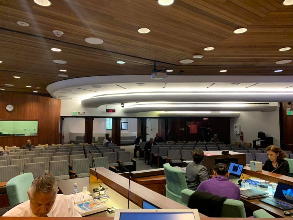 Carson Special City Council meeting