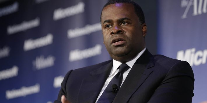 Atlanta Mayor Kasim Reed says he's will publicly announce how he plans to proceed with recommendations from Atlanta's Confederate Advisory Committee on Monday. CREDIT PATRICK SEMANSKY / ASSOCIATED PRESS