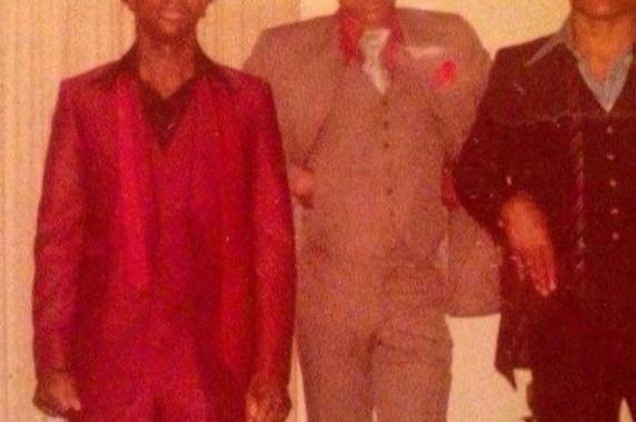 Ricky (center) photo courtesy of family