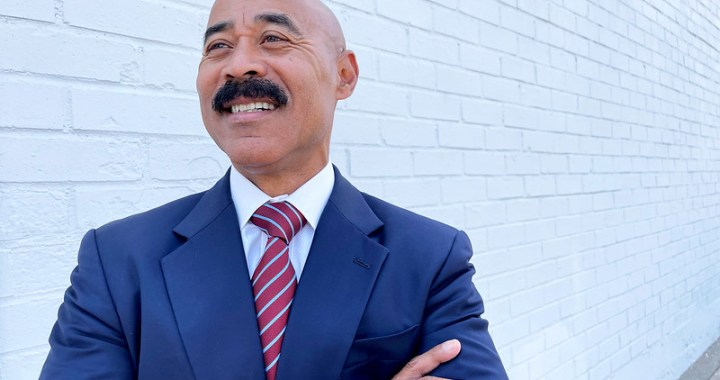 LAX police chief Cecil Rhambo is running for Sheriff of Los Angeles County. (courtesy photo)
