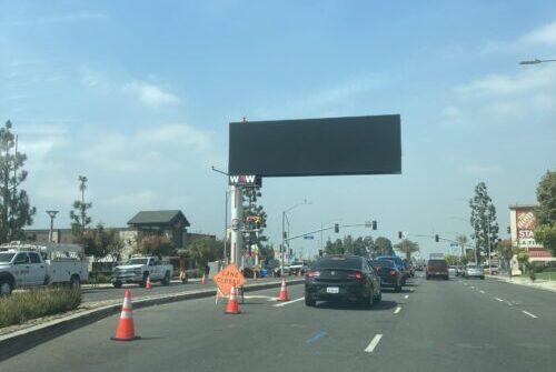 New billboard on Century Blvd. (Credit: 2UrbanGirls)