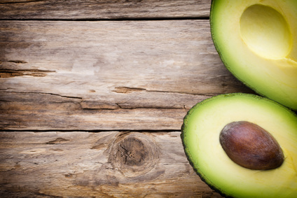 An avocado peel may help reduce dry skin on the face