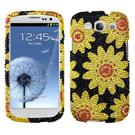 Samsung Galaxy S3 MyBat Sunflower Case