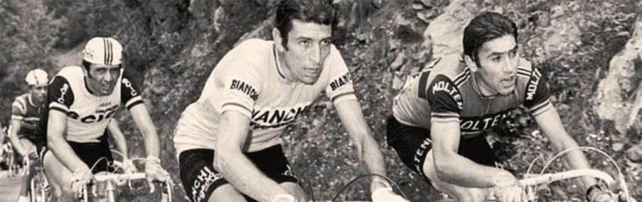Gimondi, Eddy Merckx, 2velo vintage cycling wonderland