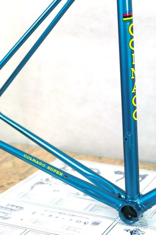 COLNAGO SUPER - frame and fork, Columbus SL