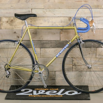 BENOTTO, in great condition, Campagnolo Super Record