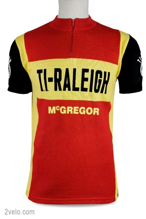 2velo jersey - Ti Raleigh
