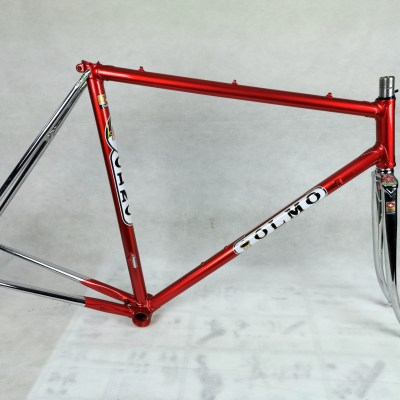 OLMO COMPETITION Columbus SL frame and fork 2velo