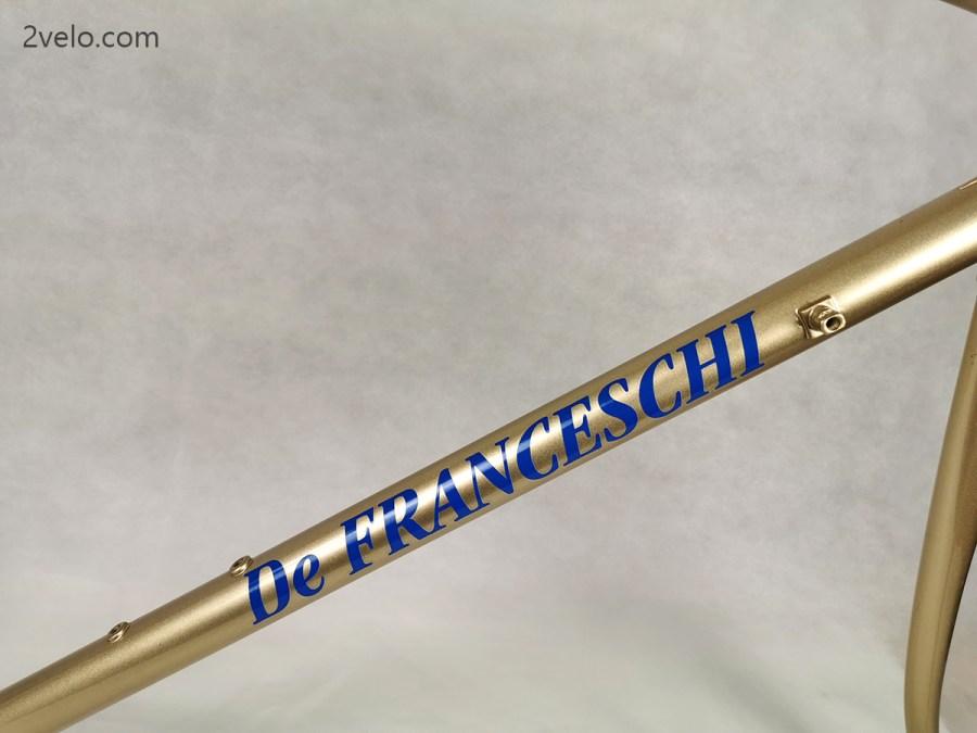 DE FRANCESCHI frame 2velocom