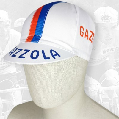 GAZZOLA cycling cotton cap 2VELO