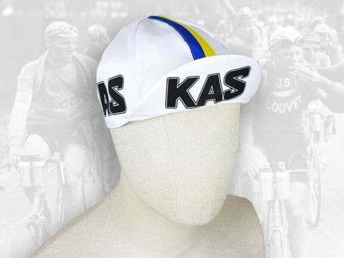 KAS cycling cotton cap 2velo