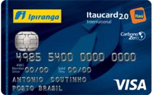 Como Emitir 2 Via Fatura Cartão Ipiranga Itaucard MasterCard