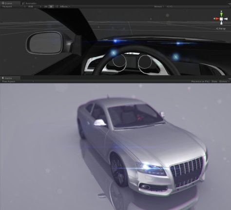 Car Paint Shaders Asset