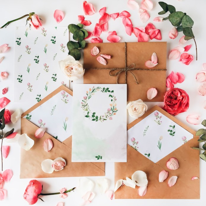 Diving into a Wedding Stationery Business using social media
