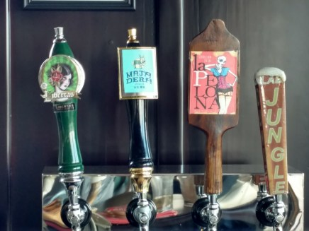 Taps available today