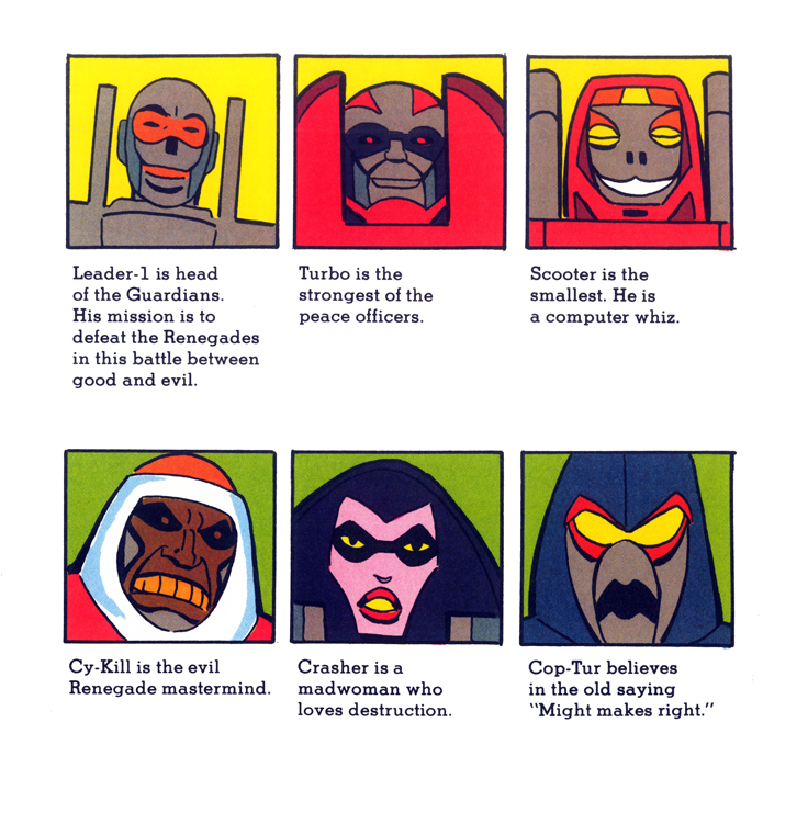 Gobots On Earth And War Of The Gobots Super Adventure